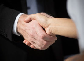 Residential and Commercial Handshake